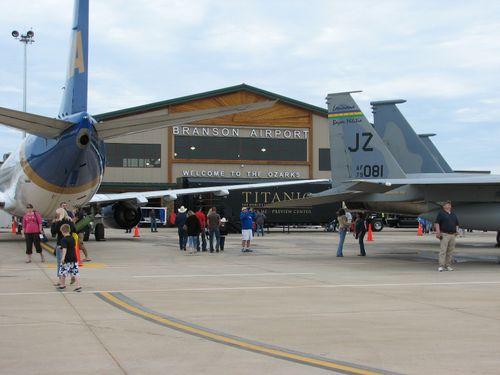 Branson Airport Air Show