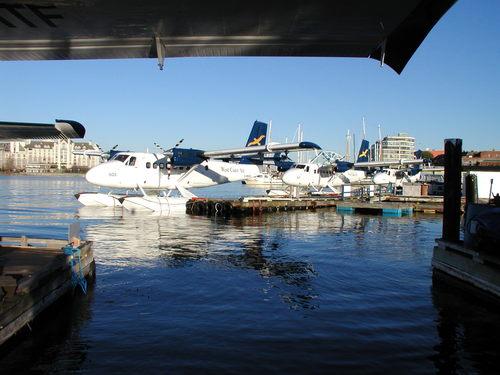 Float Planes Victoria