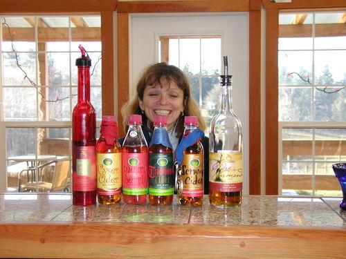 Merridale Cidery Owner