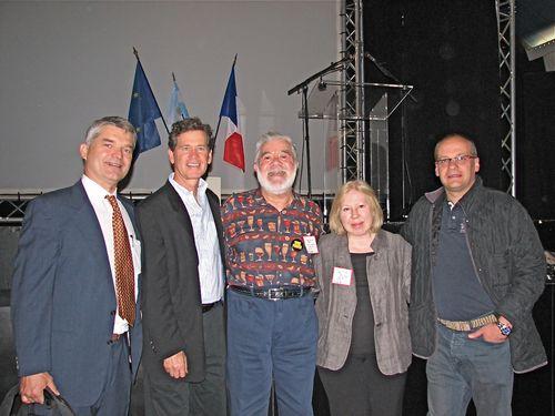 Ricardo, Paul, Ron, Pat & Arnaud