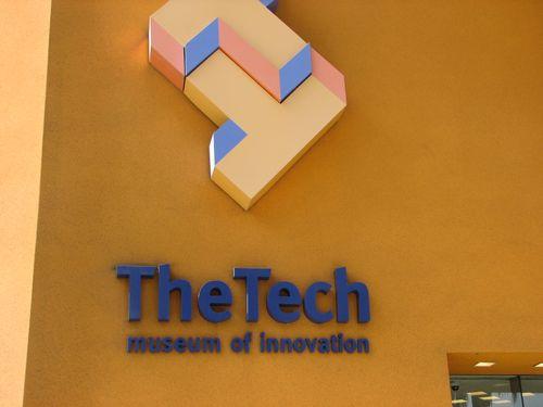 Tech Museum- San Jose