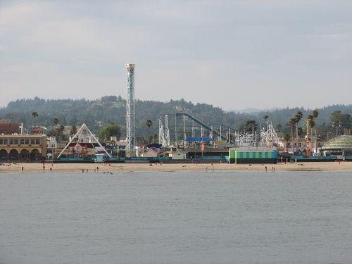Amusement Park- Santa Cruz