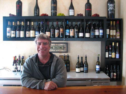 Vino Prima Wine Bar- Santa Cruz Wharf