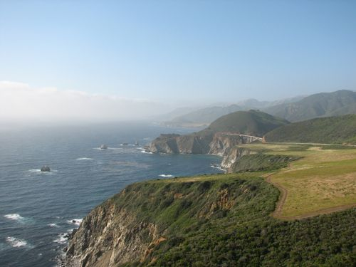 Highway 1- Big Sur