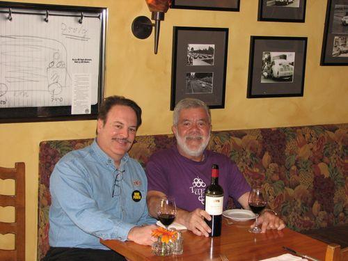 Bernardus Winemaker at their Lodge