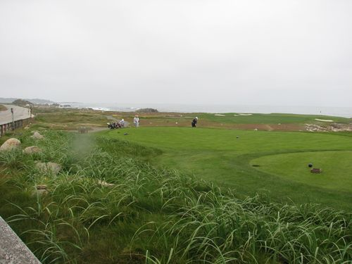 12th Hole- Pebble Beach Golf Club