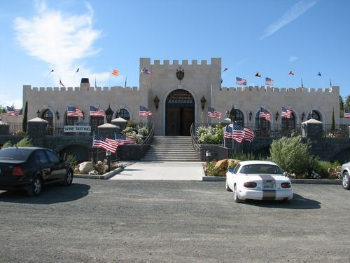Eagle Castle Winery- Paso Robles