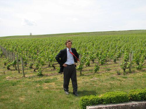 Vincent Collard- Vineyard Manager
