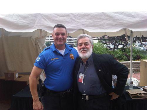 Newport Cop & Ron