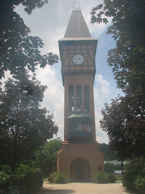 Clock Tower- Covington Kentucky
