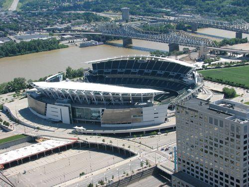 Paul Brown Bengals Stadium