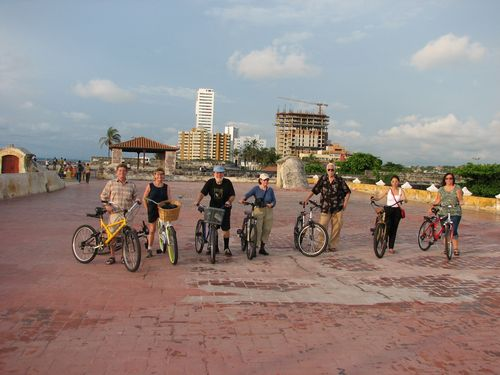 Bicycle Ride Through The Walled City