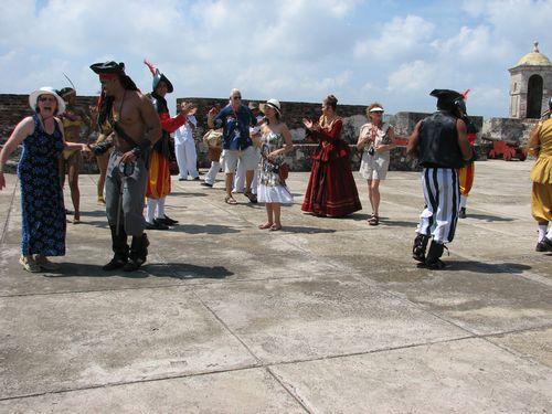 Castilla de San Felipe Performance