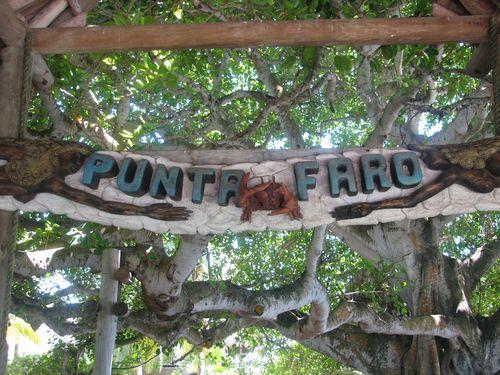 Welcome to Punta Faro Hotel