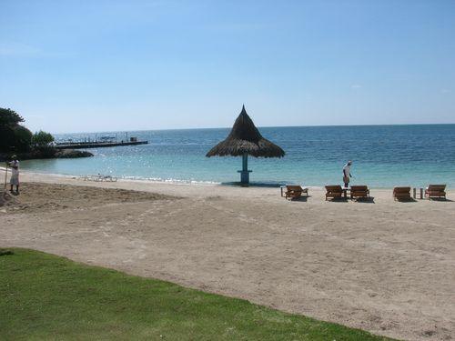 Beach- Punta Faro Hotel