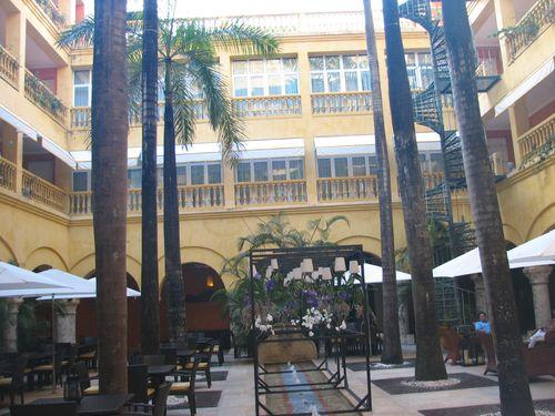 Courtyard- Avia 93 Hotel- Bogota