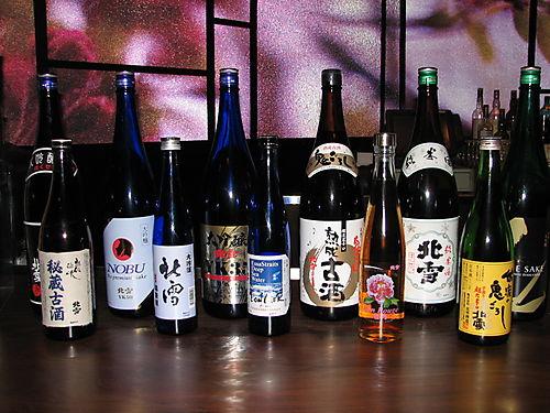Sake Selection- Intercontinental