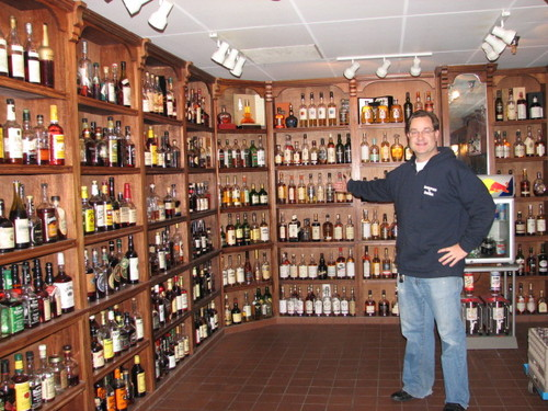 Adam Carmer- Whisky Attic