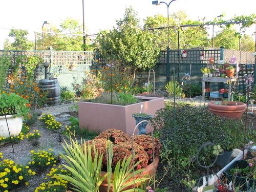 Herb Garden- Landsdowne Hotel