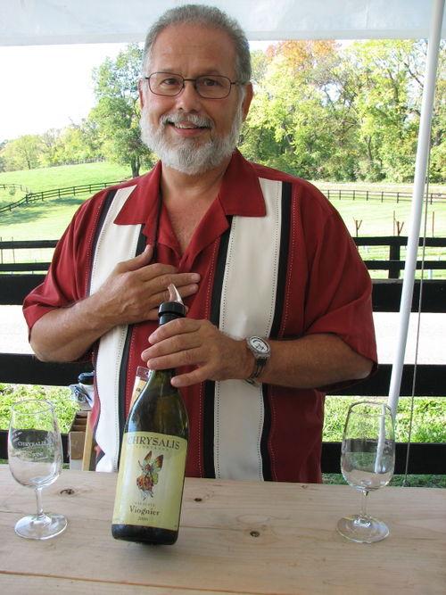 Winemaker- Chrysalis Winery