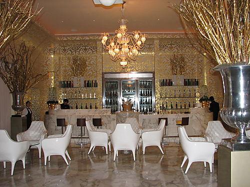 Cavier & Champagne Lounge- MGM