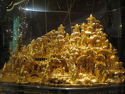 Gold Art Work- GL