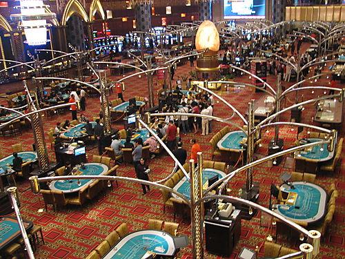 Casino mgm macau