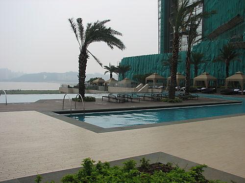 Pool at MGM