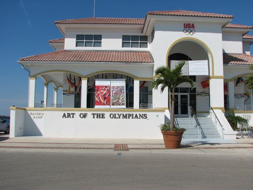 Art of the Olympians Museum