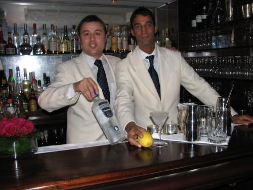 Dukes Hotel Bartenders