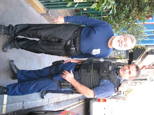 Ron London Anti Terrorism Cop