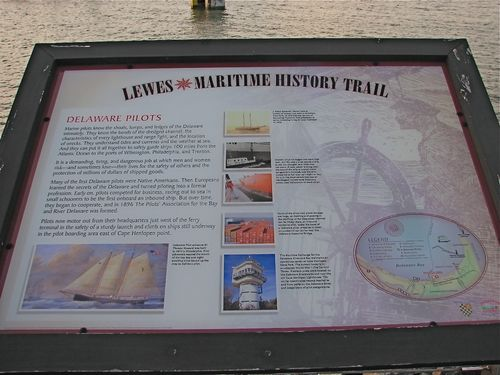 Lewes Maritime History Trail