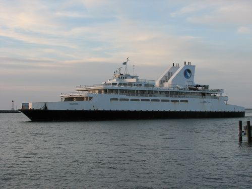 Lewes/Cape May Ferry