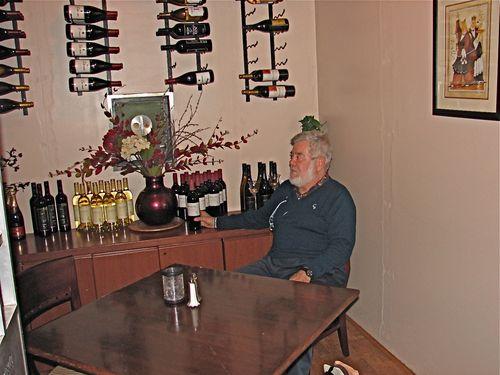 Wine Room- Brick Hotel- Georgetown