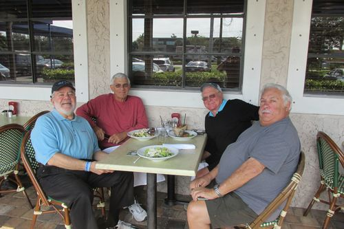 Steve, Herb & Howard- Columbia
