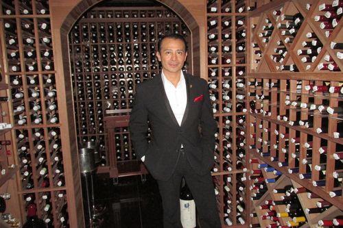 Juan Gomez MS- Breakers Wine Room
